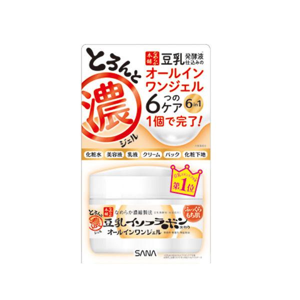 SANA 豆乳多效保濕凝膠霜100g(濃潤)/罐